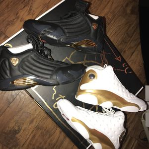 Jordan pack 13 &14 pack size 11 for Sale in Phoenix, AZ