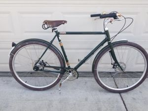 NEWLY ASSEMBLED 2018 RALEIGH TOURIST BIKE for Sale in Stockton, CA