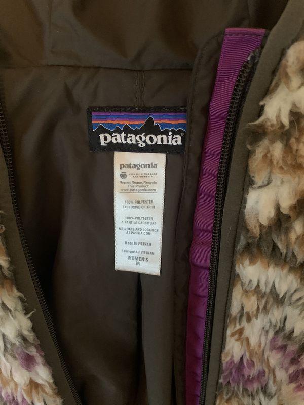 Patagonia Zip-Up Hoodie