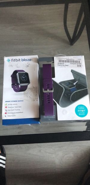 Fitbit Blaze for Sale in Atlanta, GA