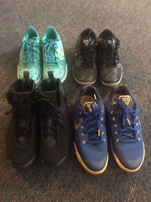 Nike KB & Air Jordan's for Sale in Las Vegas, NV