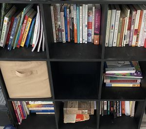 3 x 3 Cube Bookshelf for Sale in Long Beach, CA