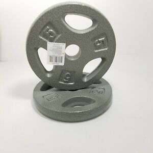 BRAND NEW 5lb 1 inch plate set for Sale in Fort Lauderdale, FL