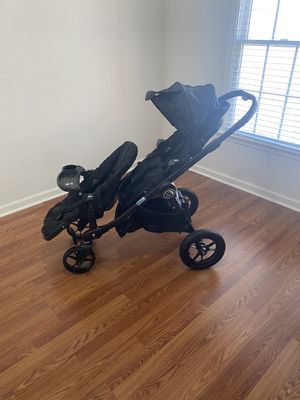 Baby jogger city select double stroller for Sale in Cumming, GA