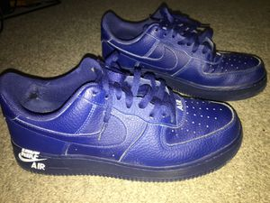 Af1 Navy Blue for Sale in Los Banos, CA