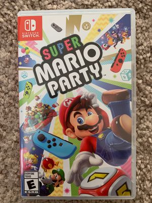 Super Mario Party - Switch for Sale in Arlington Heights, IL