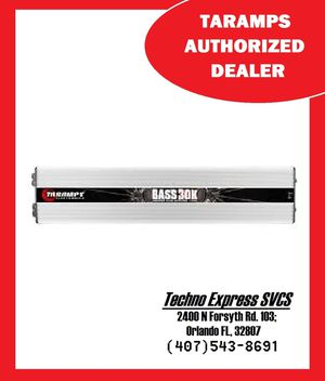 TARAMPS BASS30K AMPLIFIER for Sale in Orlando, FL