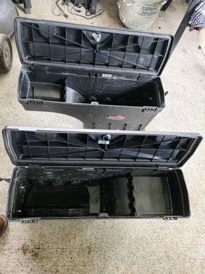 Swinging truck bed toolbox/storage for Sale in Bothell, WA