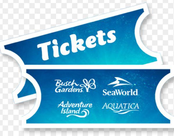 SeaWorld tickets