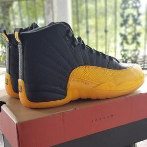 Jordan Retro 12 University Gold size 10 for Sale in Baton Rouge, LA