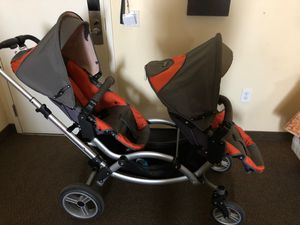 SANO ABC Zoom Double Stroller for Sale in San Diego, CA