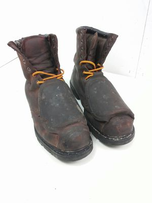 Red Wing Worx Steel Toe Work Boots Size 10 M 5489 Metatarsal Guard for Sale in Union Park, FL