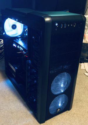 I7-6700/Rx580 8gb/16gb Skylake Gaming PC for Sale in Mill Creek, WA