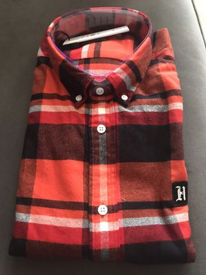Tommy Hilfiger Lewis Hamilton Mens XL shirt for Sale in Lowell, MA