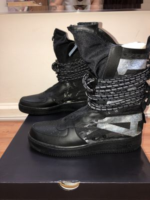 Nike SF AF 1 HI Special Forces Air Force Sz 10 for Sale in Hyattsville, MD