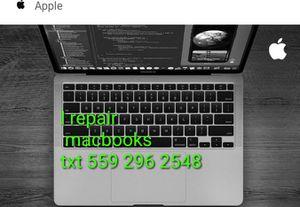 Mac imac reper OS ( Netwrking lan/wan) for Sale in Fresno, CA