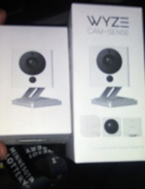 Brand mew WYZE HD WIFI Indoor Cameras for Sale in West Saint Paul, MN