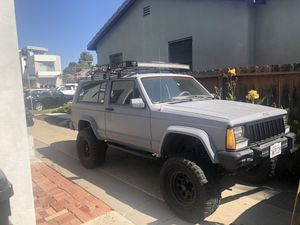 1989 Jeep Cherokee xj pioneer for Sale in San Diego, CA