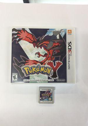 Pokémon y for Nintendo 3ds or 3dsxl for Sale in Miami, FL