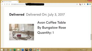 Avon Coffee Table for Sale in Franklin, TN