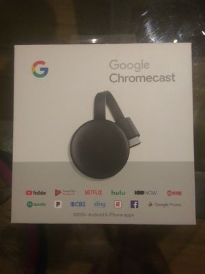 Chromecast for Sale in Chesapeake, VA