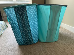 Foldable laundry bags for Sale in Redmond, WA