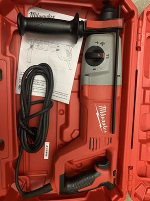 Milwaukee Handle Rotary Hammer for Sale in Irwindale, CA