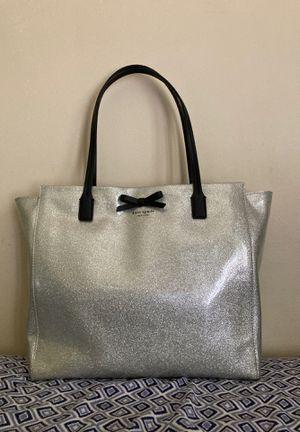 kate spade glitter tote bag for Sale in Golden Oak, FL