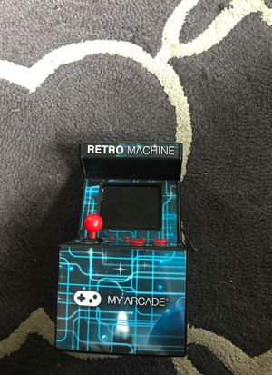 Retro Gaming machine by MY ARCADE for Sale in Seattle, WA