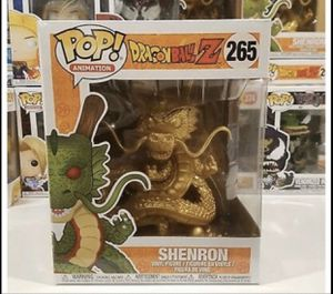 Funko Shenron [Golden Color] (Hot Topic Exclusive) Deluxe POP! Animation x Dragonball Z - Resurrection F V for Sale in Clermont, FL