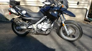 BMW motorcycle F650GS 2003 3850 miles for Sale in Edison, NJ