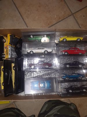 TOY CAR COLLECTION....5 BOXES for Sale in Vallejo, CA