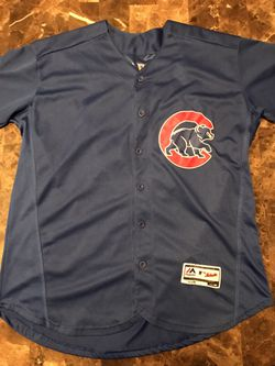 MLB Chicago Cubs Kris Bryant #17 Baseball Jersey Men Size 44 for Sale in East Dundee,  IL