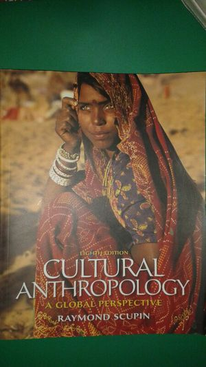 Cultural Anthropology (8th) for Sale in New York, NY