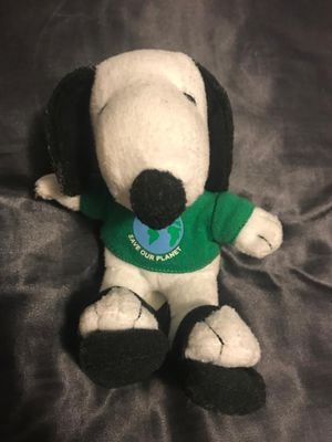 Snoopy stuffed animals (look at all pics) for Sale in Corona, CA