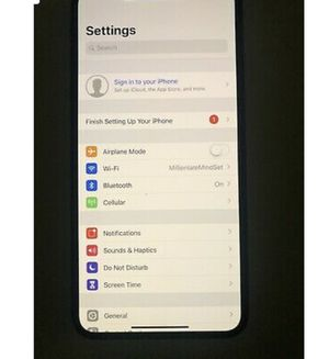 iPhone X max for Sale in Glen, WV