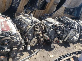 Acura TL 04-08 Engines All Good No Smoking Or Ticking None Of That $400 Each for Sale in Providence, RI