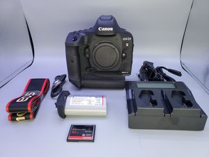 Canon 1dx mark ii >READ< for Sale in Glendale Heights, IL