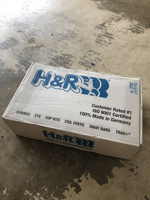 H&R Super Sport Springs for Sale in Lauderdale-by-the-Sea, FL