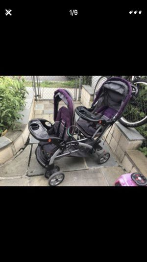 Double stroller for Sale in Washington, DC