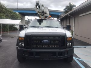 2006 Bucket Ford F450 for Sale in Miami, FL