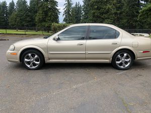 2003 Nissan Máxima for Sale in Portland, OR