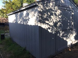 Tuff backyard shed for Sale in Stockton, CA