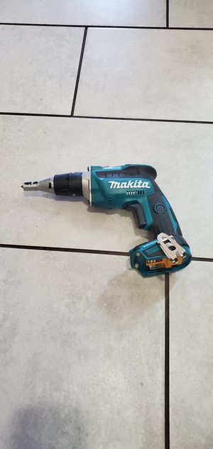 MAKITA 18 VT BRUSHLESS DRILL FOR DRYWALL NEW TOOL ONLY for Sale in Long Beach, CA