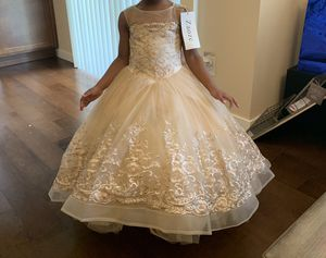Mejorme Pageant Flower Girl Dress for Sale in Issaquah, WA