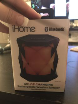 Brand New iHome Bluetooth Speaker for Sale in Crystal River,  FL