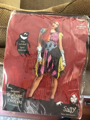 Sally Halloween Costume for Sale in San Diego, CA