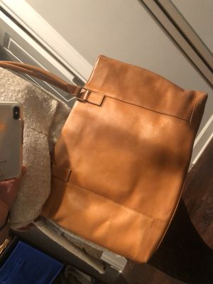 Leather laptop bag/tote. for Sale in Chicago, IL