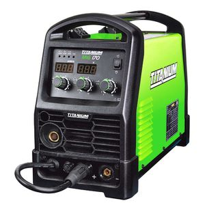 Titanium MIG 170 Professional Welder With 120/240 Volt Input for Sale in Columbus, OH