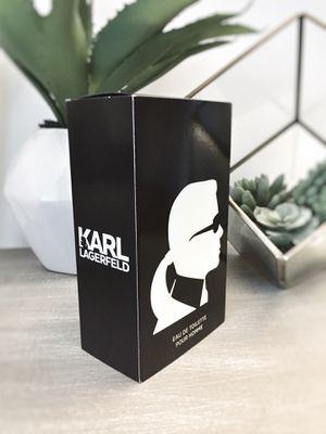 Karl Lagerfeld Eau de Toilette Pour Homme 100ML/3.3FL.OZ for Sale in Miami, FL
